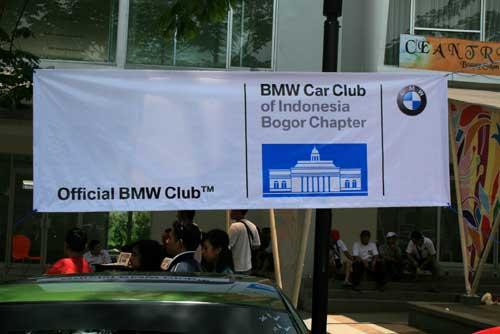 BMWCCI Chapter Bogor banner