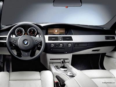 M5 interior