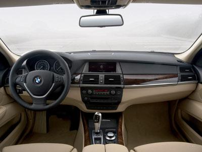 X5 Interior