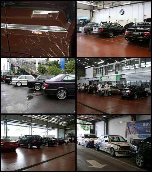 BMWCCI Member Cars