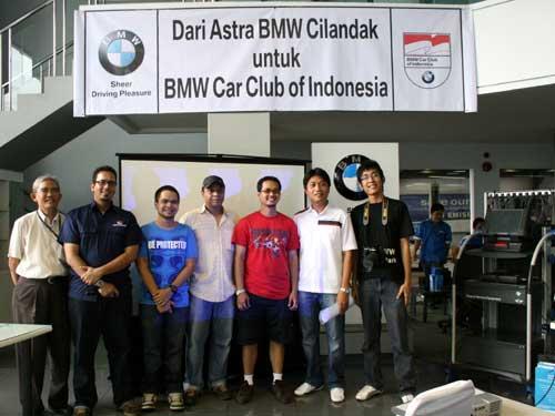 Pengurus BMWCCI dan E30 Register