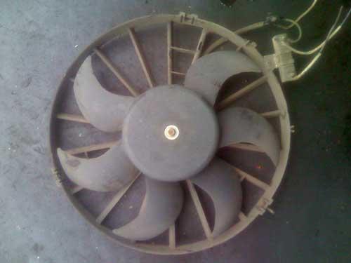 Extra fan lama
