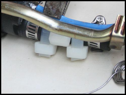 Selang bensin yang diperkuat