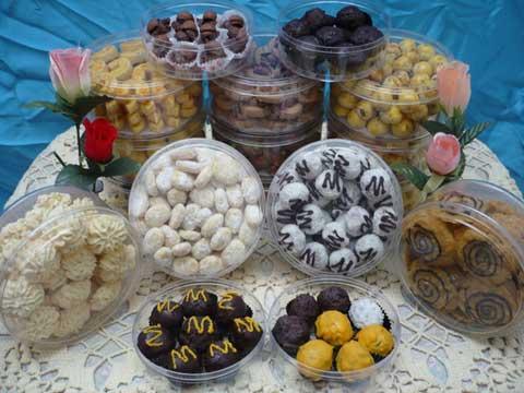 Mentari Cookies