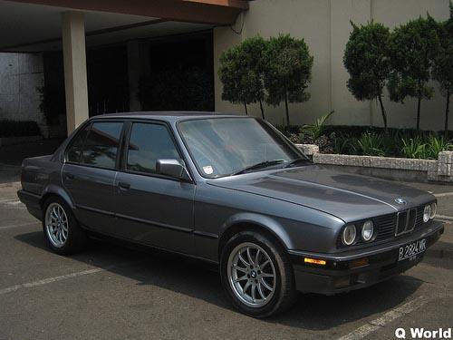 WTS E30 M40 compomotive