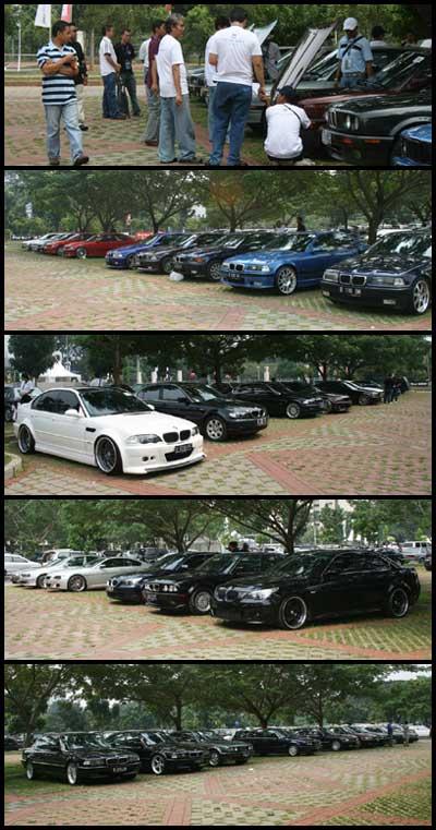 BMW by body type