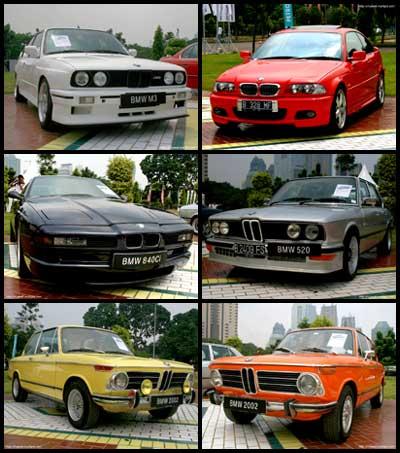 BMW Classics and Motorsports